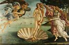 The Birth of Venus by Botticelli 412 Piece Wooden Jigsaw Puzzle
