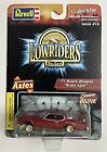 1999 Revell Lowriders 71 Buick Riviera Issue 14 Ruby Lipz 86 3324