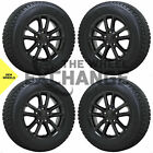 17 Dodge Grand Caravan Journey black wheels winter snow tires Factory OEM 2399
