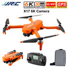 JJRC X17 GPS 5G WiFi FPV 6K HD Camera 2Axis Gimbal Positioning Foldable RC Drone
