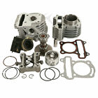 GY6 50CC To 80CC Cylinder Gaskets Top End Fit For 4 Stroke Scooter Jinlun Jonway