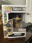 Fallout 4 Dogmeat Flocked Gamestop Exclusive #76 Funko Pop!