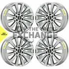 22 Lincoln Navigator PVD Chrome wheels rims Factory OEM 10177 EXCHANGE