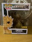 Funko Pop! The Hobbit Gold Smaug Exclusive #124