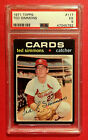 1971 Topps Ted Simmons H.O.F. (RC) Rookie - PSA 5 EX (Centered)