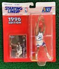 1996 Starting Lineup Karl Malone Utah Jazz Action Figure And Collector Card Only