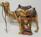 Kirkland Signature Nativity Replacement 8 STANDING CAMEL 75177 From Navy Blue