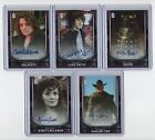 2018 Topps Doctor Who Signature Series Trading Cards 8