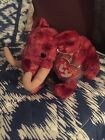 Ty Beanie Baby Colosso DOB September 6 2002, tush tag 2003, retired