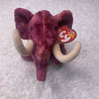 TY Beanie Baby Rare Retired Colosso Mammoth