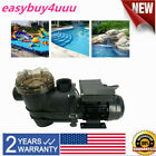 Portable Swimming Pool Water Pump High Durability With Corrosion Proof Polymer
