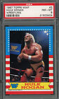 1987 Topps WWF Trading Cards 18