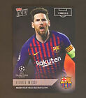 2018-19 Topps Now UEFA Champions League Soccer Cards Checklist 7