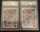 (2) 2013 ANTHONY RENDON Topps Update #us8 Rookie Rc PSA 10 Investment Lot 2 Qty