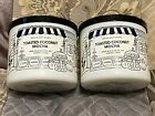 2 x Bath  and Body Works Toasted Coconut Mocha 3 Wick Scented Candles 145 oz