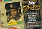 2010 Topps Million Card Giveaway Tips 16