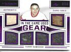 2016 Leaf In The Game Used Hockey Cards 11
