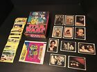 1977 Topps Star Wars Series 3 Complete Cards & Stickers Sets Box & Wrapper