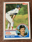Wade Boggs Cards, Rookie Cards and Autographed Memorabilia Guide 7