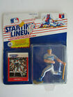 Rob Deer 1988 Baseball Starting Lineup SLU Milwaukee Brewers Jersey Rookie Card