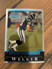 Wes Welker Cards and Autographed Memorabilia Guide 34