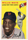 Happy Birthday to The Say Hey Kid! Top 10 Willie Mays Baseball Cards 25