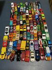 LOT OF 100 HOT WHEELS MATCHBOX  OTHER DIECAST CARS TRUCKS AND OTHERS