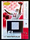 Larry Fitzgerald Rookie Cards and Autographed Memorabilia Guide 19