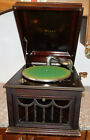 Rare Antique Starr Victrola 78 rpm Record Table Top Phonograph Working