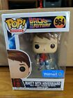 Funko Pop Back To The Future Marty With Hoverboard Walmart Exclusive #964 BTTF