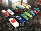 Vintage Lot 14 Matchbox Lesney Diecast cars and trucks
