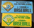 1989 Bowman Baseball Cards 9