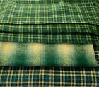 Rug Hooking Wool 9 Pcs Mill  Hand Dyed 100 Wool Blue Green Pine