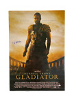 RUSSELL CROWE SIGNED GLADIATOR FULL SIZE MOVIE POSTER AUTHENTIC AUTOGRAPH PSA