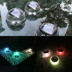 Solar LED Floating Ball Lamp Color Changing Pool Party Pool Night Lights Outdoor