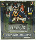 2020 Panini Playbook Football Hobby Box NEW SEALED