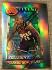 1994-95 Topps Finest Basketball Cards 5