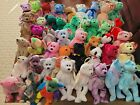 30 Assorted Beanie Babies BEARS From The 1990s/2000s. All in Great Condition