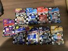 2020 Nascar Authentics Wave 9 Complete Set Of 9 Cars 1 64 Diecast Elliott Jimmie