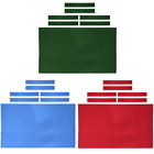 High Quality Professional 9FT Pool Table Felt Strip Billiard Snooker Cloth Cover