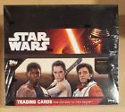 2015 Topps Star Wars The Force Awakens Card Box - Factory Sealed