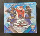 2020 Topps Chrome Update SAPPHIRE EDITION Factory Sealed Box