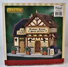 Lemax Christmas Village - 2013 Lighted Tudor Lane Post Office - #35519 100% MINT