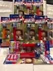 MLB Pez Dispensers MOC with 3 Rolls Candy Each - Each Sold Separately - You Pick