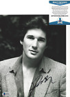RICHARD GERE SIGNED AUTHENTIC 'PRETTY WOMAN' 8X10 PHOTO 7 PROOF BECKETT COA BAS