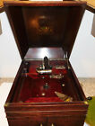 Antique Victor Victrola VV IX 78 rpm Record Table Top Phonograph Working