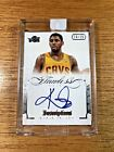 KYRIE IRVING 2012 13 PANINI FLAWLESS RC ROOKIE ON CARD AUTOGRAPH SP AUTO #23 25