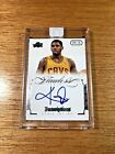KYRIE IRVING 2012 13 PANINI FLAWLESS RC ROOKIE ON CARD AUTOGRAPH AUTO #20 25