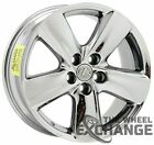 19 Lexus LS460 PVD Chrome wheel EXCHANGE rim Factory OEM 74196 set 4