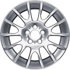 Chrome Plated 18X8 Factory Front wheel 2007 2013 BMW 3 Series Convertible